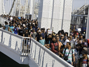 refugiados mexico