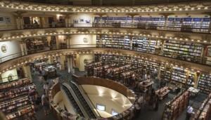 Księgarnia El Ateneo, foto: El Pais