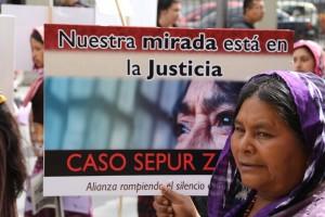 Protestujący domagający się sprawiedliwości Źródło: cpr-urbana.blogspot.com